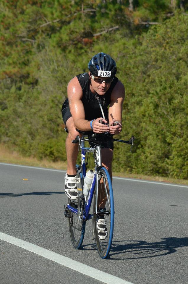 Ironman Florida Bike Dr. Heim