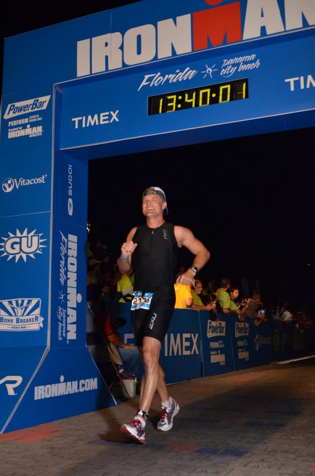 completing ironman dr. heim